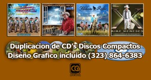 Duplicacion de discos compactos