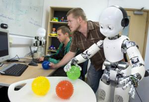 RobotAprendiendo