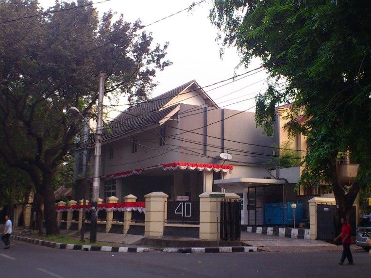 Jalan Surabaya No. 40