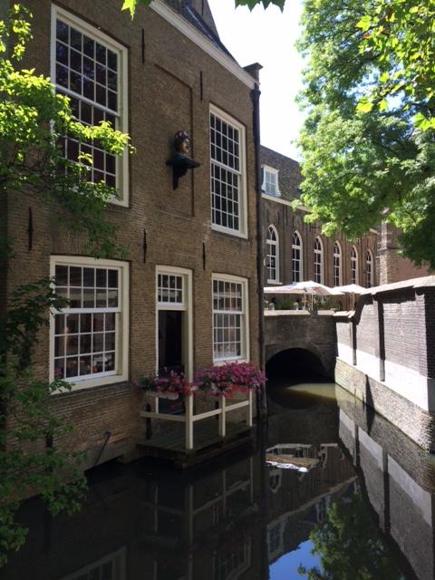 Kanal di Gouda