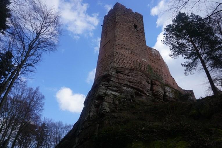 Kastil di Wangenbourg