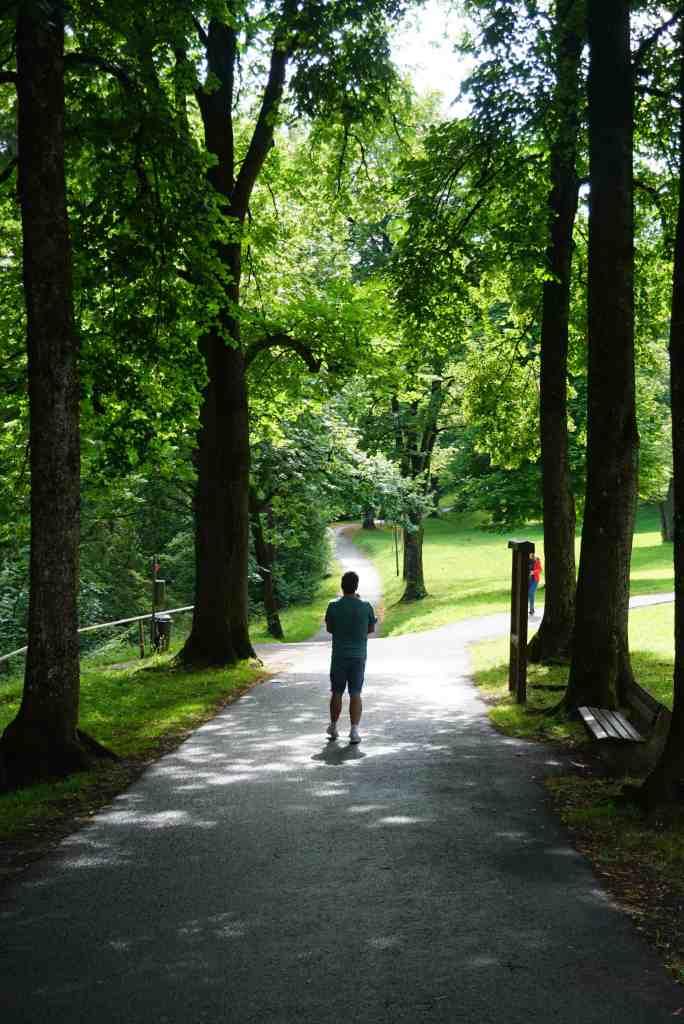 Taman di Fussen