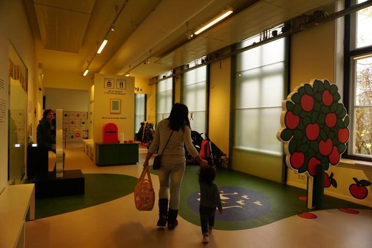 Hall Utama - Nijntje Museum - Utrecht - Belanda
