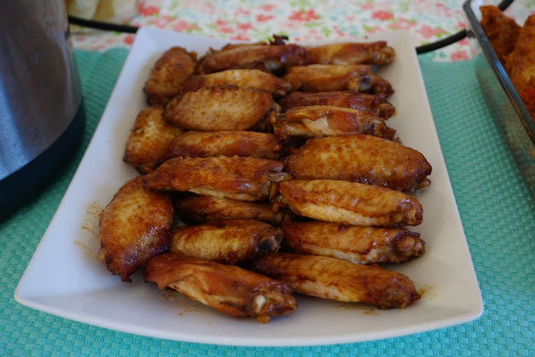 Sayap Ayam Panggang - Syukuran