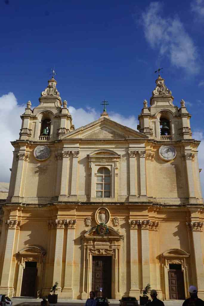 Cathedral of Saint Paul - Mdina - Malta