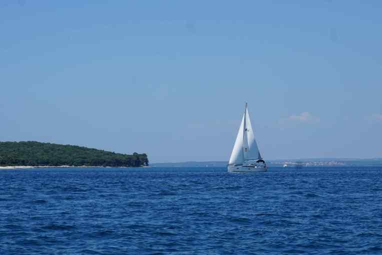 Menuju Pulau Brijuni