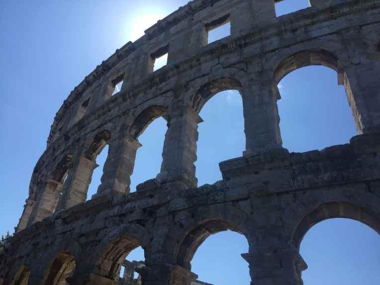 Arena - Amphitheatre - Pula