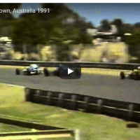 A little Australian Formula Ford action.