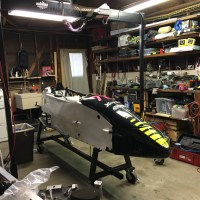 Van Diemen RF98 - the build continues