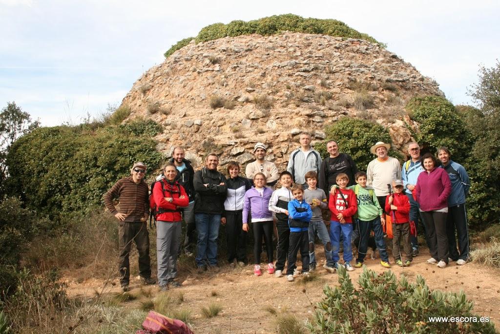 Escora: Senderismo familiar por el Benicadell