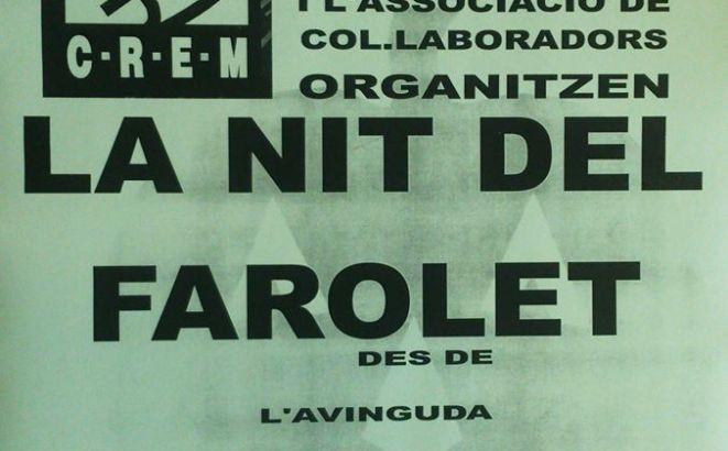 Nit del Farolet 2014 el proxim 31 de juliol a Canals