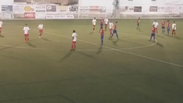 UD Canals B 1-2 CD Sport Base Ontinyent-San Rafael