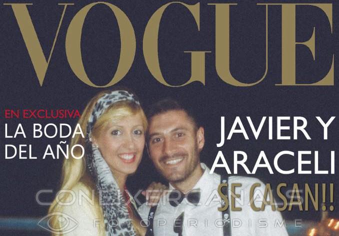 Javier i Araceli es casen !!
