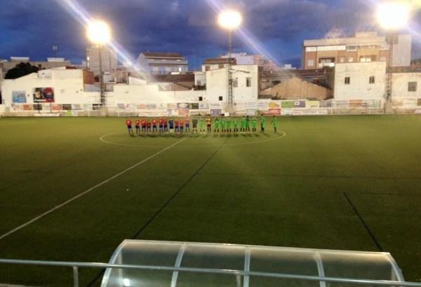 Tercera victoria consecutiva del Canals B y tercera derrota del Racing Xàtiva