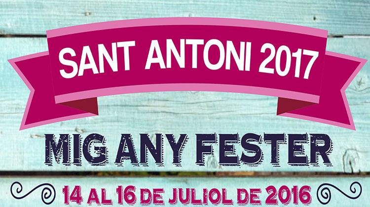 CANALS CELEBRA EL MIG ANY FESTER EN HONOR A SANT ANTONI ABAT.