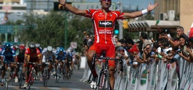 Javier Benitez defendrá el maillot de lider de la challenger esta vesprada en Aiacor