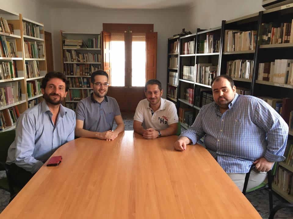 "Cerdà invierte 70.000€ para finalizar la zona de la calle de ""les escoles""."