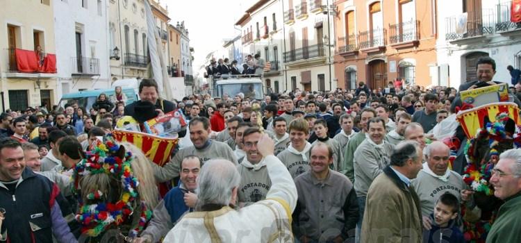 Fotos de les festes de Sant Antoni de 2003