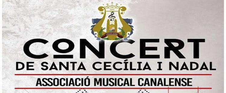 Concert de Santa Cecília i Nadal