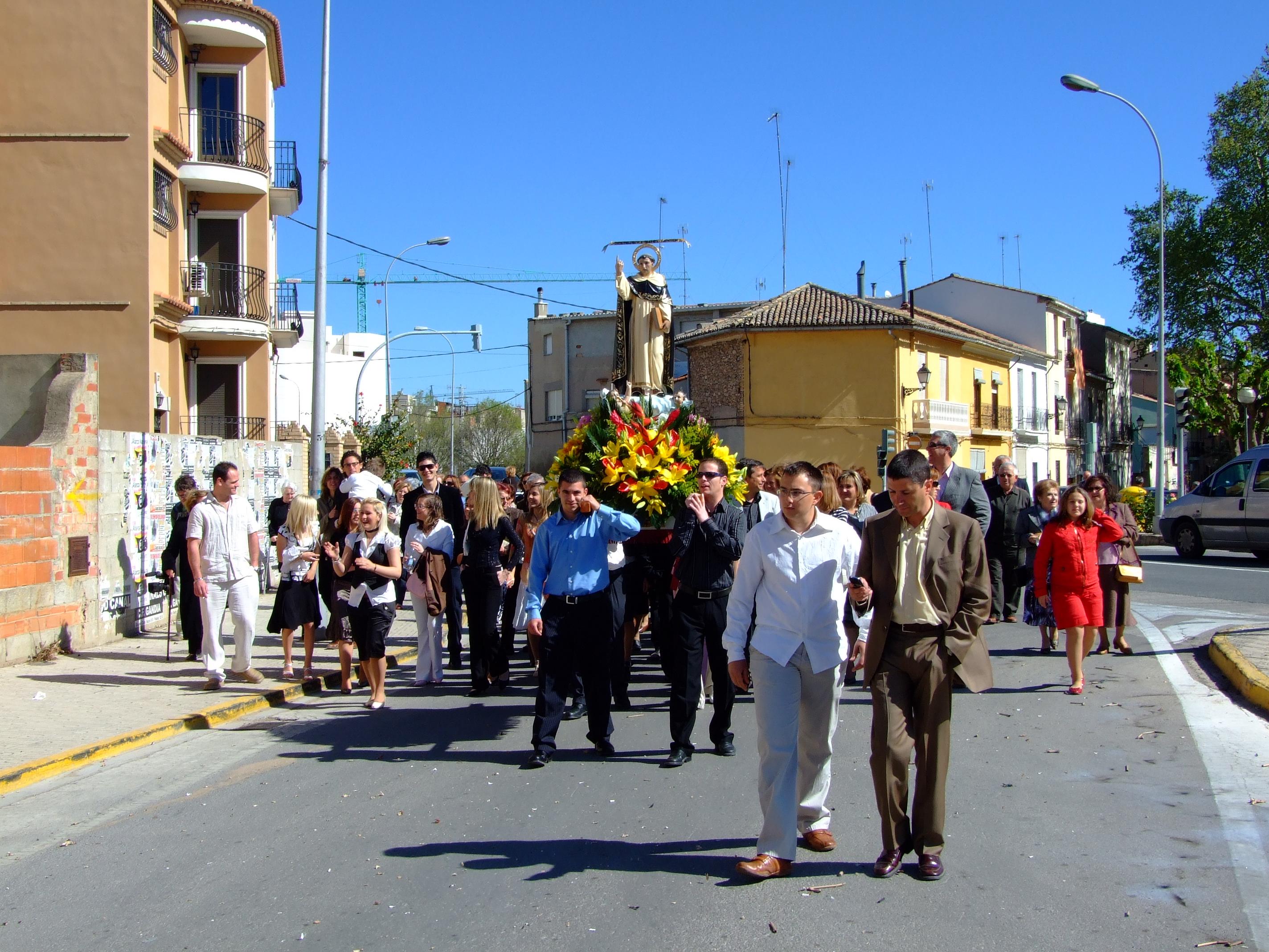 Programa oficial de les Festes de Sant Vicent 2017