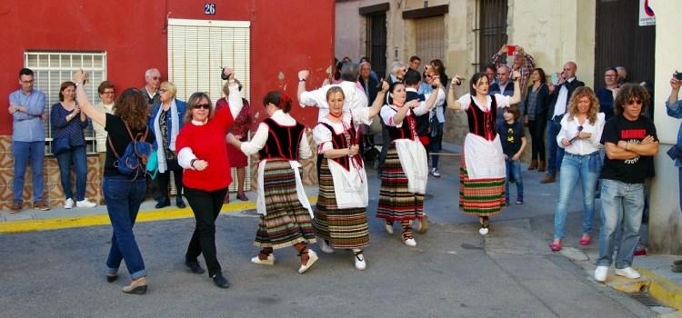 Sant Vicent 2017:  Dansá per tot el barri