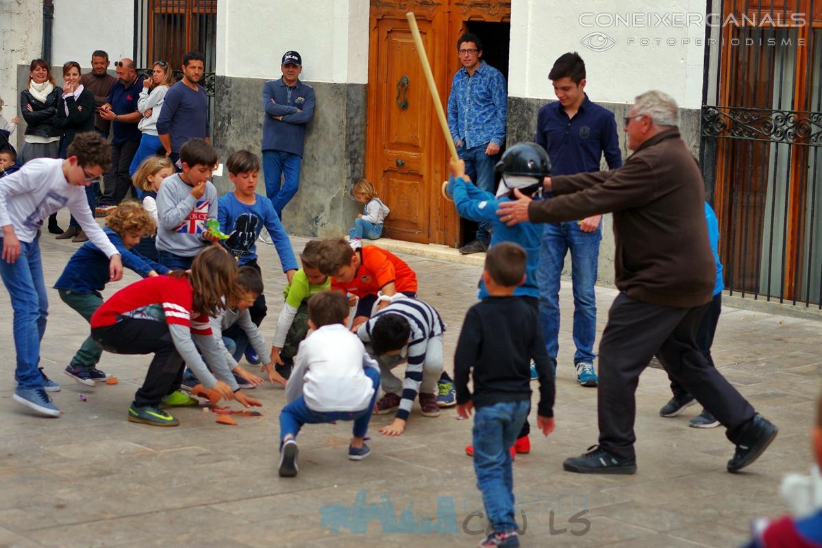 Sant Vicent 2017: Cucanyes, cavalcada, tallers infantils i xocolatada