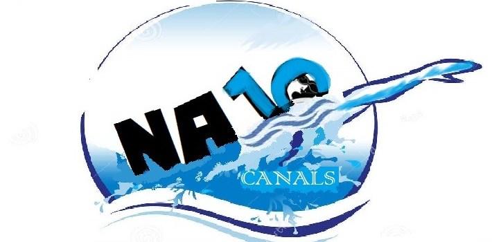 1er NA10 Canals de natación en el Polideportivo Municipal de Canals