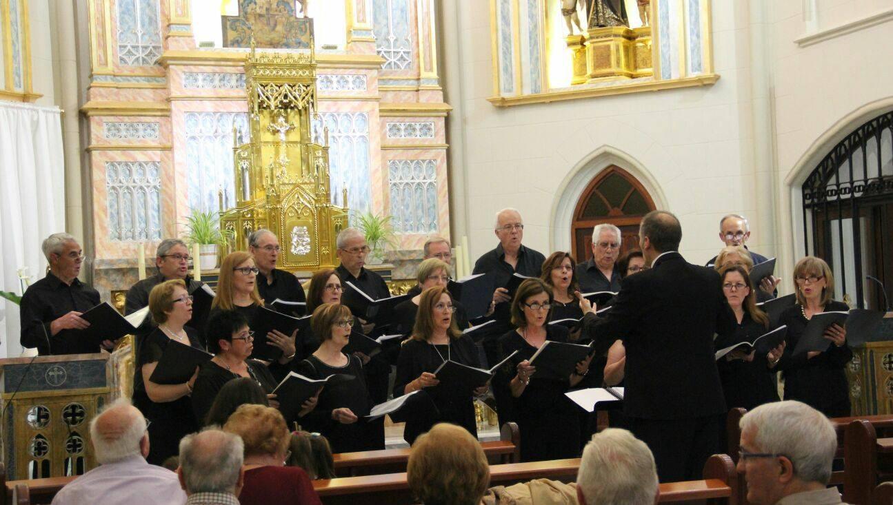 Concert del Cor Calixtí el proper disabte al monestir de Santa Clara de Canals