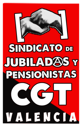 28-N: Convocatoria de personas Jubiladas y Pensionistas CGT