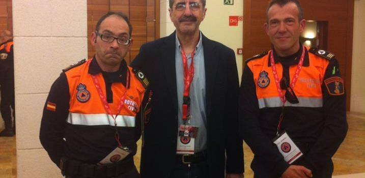 Protecció Civil de l'Alcúdia de Crespins participa en el II Congrés de Voluntariat a Benidorm