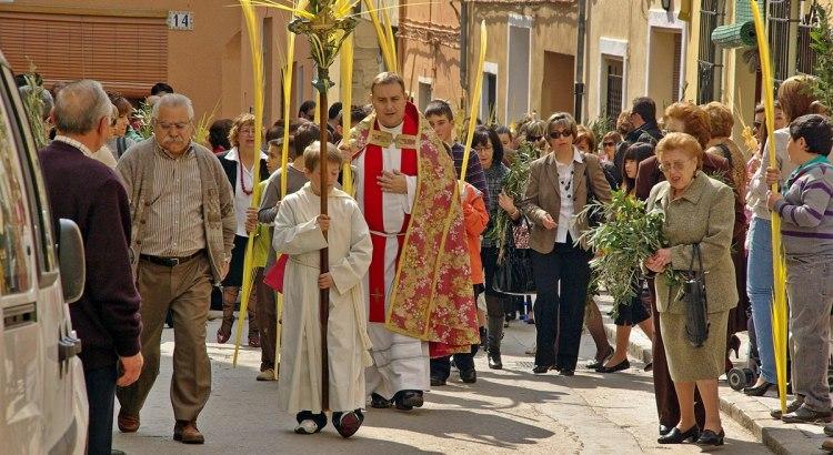 El Dumenge de Rams iniciará la Semana Santa a Canals