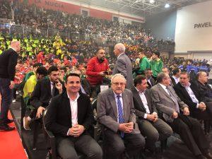 Alicante homenajea y premia a sus campeones de base