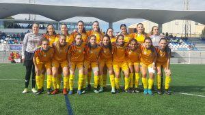 Convocatoria de entrenamiento para la Selección Femenina Sub-18