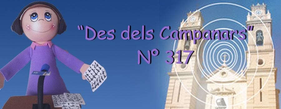 Des dels Campanars Nº317