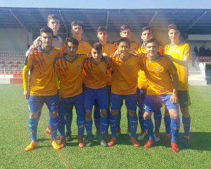 Fase Final Campeonato de España Masculino Sub-18