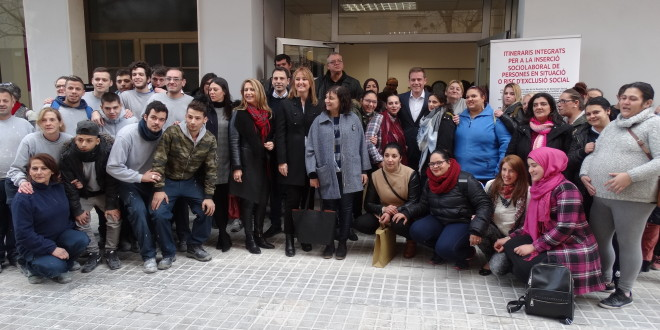 El personal del Departament de Serveis Socials de Xàtiva es forma en matèria de pobresa energètica