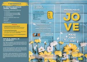 Xàtiva: Joventut presenta la seua programació per a maig i juny a la Fira de l'Estudiant