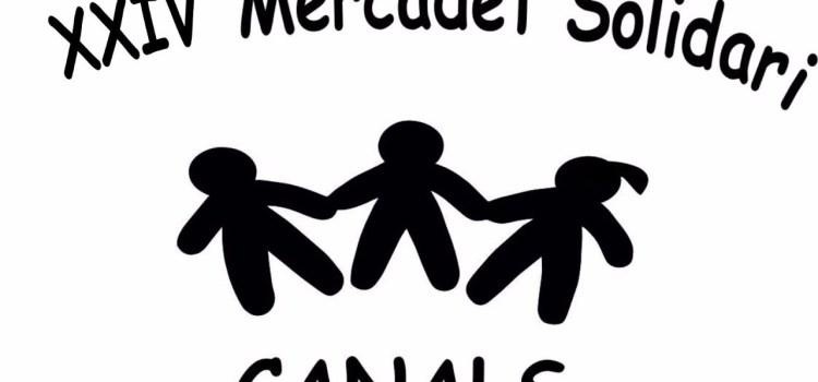 24é Mercadet Solidari a Canals