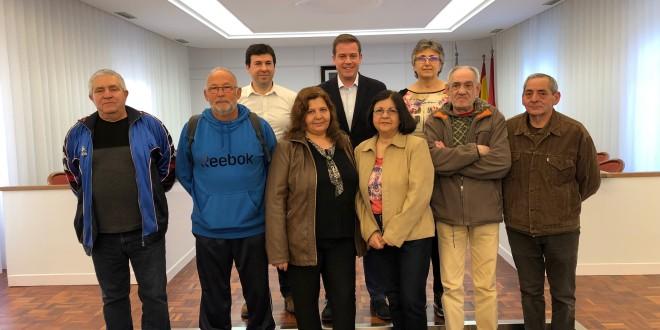 Xàtiva rep als nous treballadors del Pla d'Ocupació impulsat per la Diputació