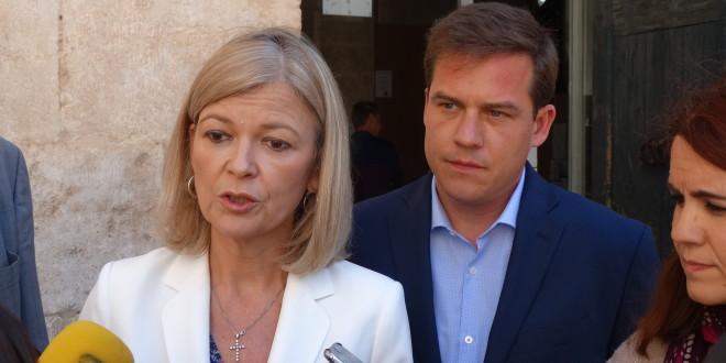 Justícia rehabilitarà integralment el Palau d'Alarcó de Xàtiva