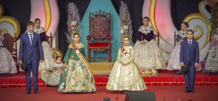 Sant Antoni 2019: Presentació de la festera de gràcia infantil Lola Prats Penadés.
