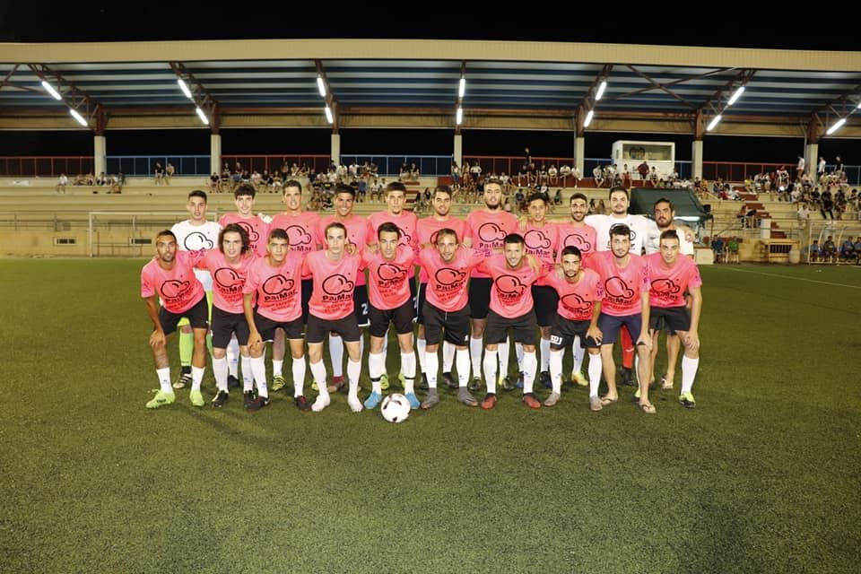 Paimar/El Coliseo/pub Blue campio de la 44 edicio de les 24 hores de futbol