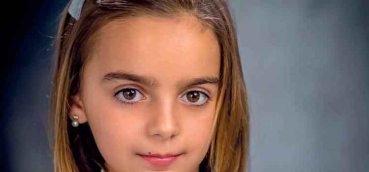 Demá es presentará a la Festera de Gràcia infantil de Canals, Lola Mollá Soler.