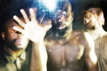We review Young Fathers new single Shame on Cone Magazine