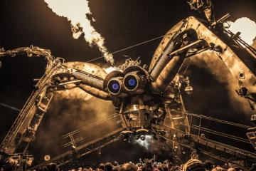 Arcadia Spectacular to land in Bristol on Cone Magazine