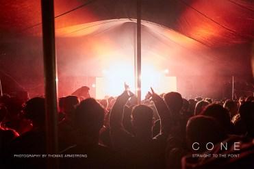 Corsica Village, Farr Festival on Cone Magazine