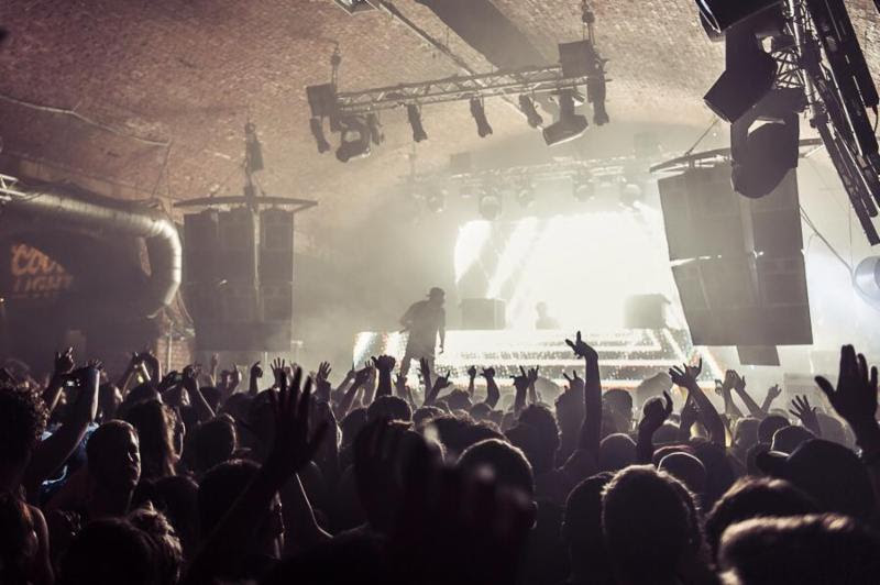 Warehouse Project Lineup 2015