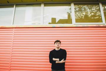 Oliver Coates interview with Cone Magazine, Upstepping LP prah recordings