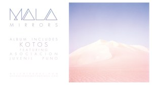 Mala album 'Mirrors' on Giles Petersons Brownswood Recordings on Cone Magazine