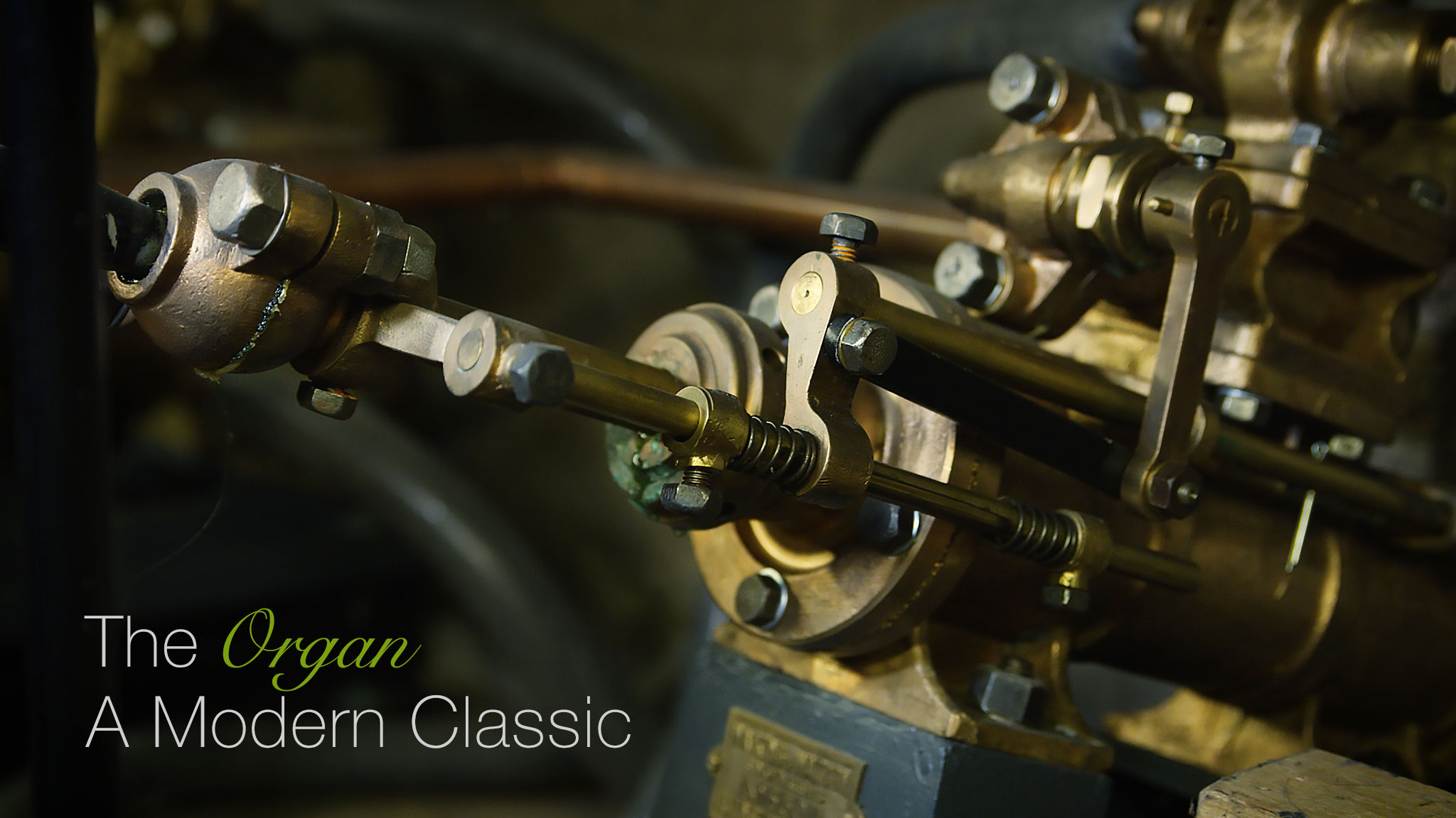 The Organ a modern classic documentary by cone magazine